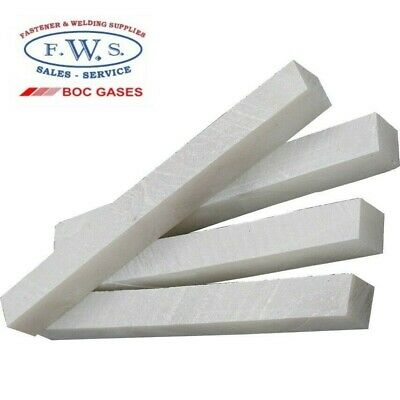 2 BOXES x ENGINEERS FLAT FRENCH CHALK 12mm X 5mm X 125mm 288 PIECES