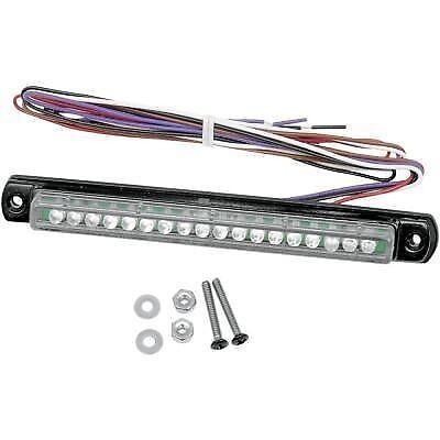 Universal LED Light Bar with Integrated Turn Signals Signal Dynamics Black 2610