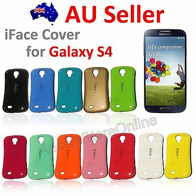 iFace Heavy Duty Shockproof Anti Shock Case Cover for Samsung Galaxy S4 i9500