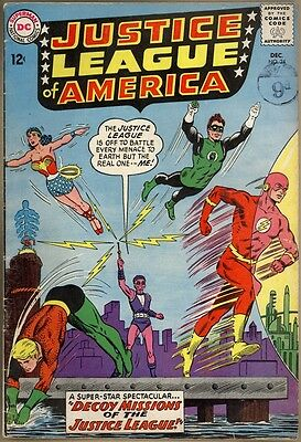 Justice League Of America #24 - VG+