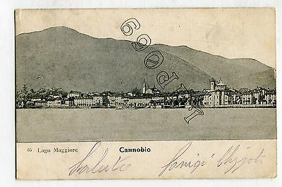 Verbania - Cannobio - panorama