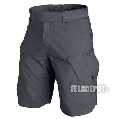 Helikon Tex UTS Urban Tactical Pants Shorts 11'' UTP Shadow Grey RIP-STOP