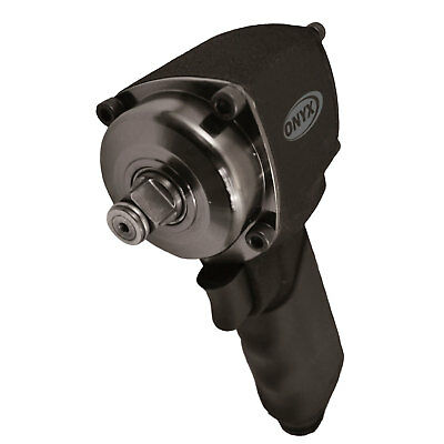 "1/2"" NANO ONYX Impact Wrench Air Powered Shorty Impact Astro Pneumatic 1822 New"