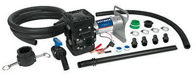 TUTHILL SS415BX731PG Sotera Tote & Go Pumping Kit For 12V DC Diaphragm Pump