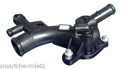 11-13 Cruze Sonic Thermostat Housing WATER Pump OUTLET GM OEM New 25193922