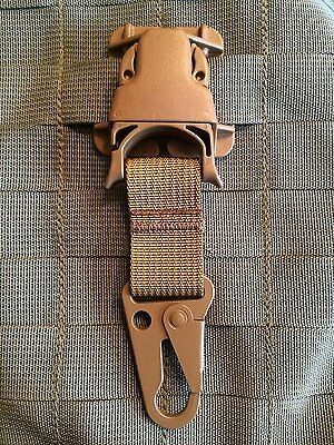 Coyote Every Which Way Buckle Wolf Hk Snaphooks - Clash-hook System Molle Pals