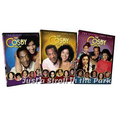 The Bill Cosby Show: TV Series Complete Seasons 1 2 3 4 5 6 DVD Box Sets NEW!