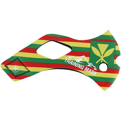 Elevation Training Mask 2.0 Hawaii Sleeve Only (Red/Green/Yellow)