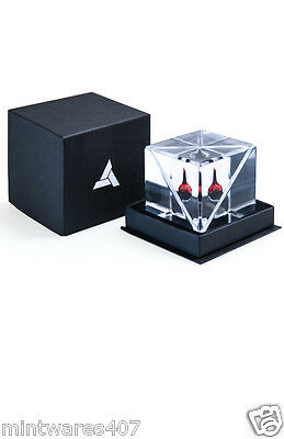 Assassin's Creed Black Flag Replica Crystal Vial NIB NEW