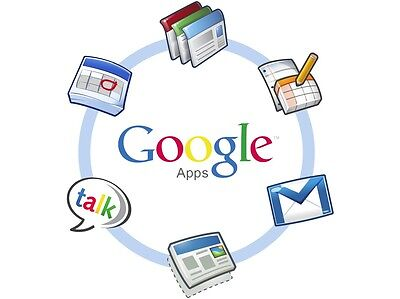 Google Domain Email:domain name with free google app , 200 users account