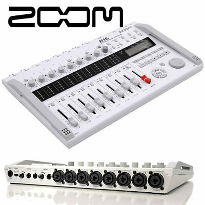 Zoom R16 16 track Multi-Track Recorder with SD card