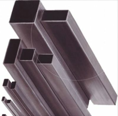 Box Section / SHS cut 500mm to 1500mm long Sizes 20mm x 20mm to 120mm x 120mm