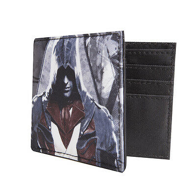 Official Assassin's Creed: Unity Arno Dorian Sublimated Bi-Fold Wallet (New)