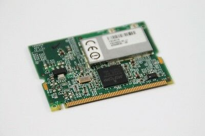 Broadcom BCM94318 BCM 4318 MP 32 Bit Mini PCI Wifi Wlan Notebook Adapter Karte