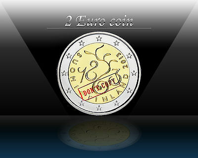 """FINLAND 2 EURO 2013 (No1) """" 150th anni. of the Parliament of 1863 """" UNCIRCULATED"""