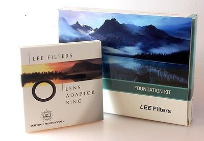 Lee Filters Foundation Kit with Standard Adaptor
