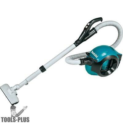 Makita Cordless 18V LXT Cyclonic Canister Vacuum Cleaner (Tool Only) DCL500Z New