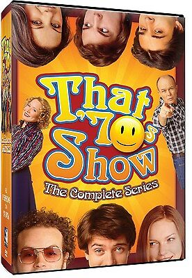 That '70s Show: Complete Series Seasons 1 2 3 4 5 6 7 8 DVD Boxed Set NEW!