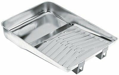 "11"" Wooster Durable Deluxe Metal Paint Tray R402"