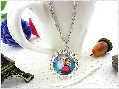 Kids Girls Frozen Necklace