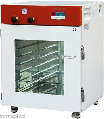 Re-designed AI 5 Sided Heating Gas Back-Filled 7.6 CF 24x24x24 ELITE Vacuum Oven