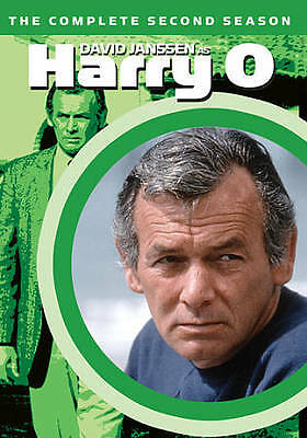 Harry O: The Complete Second Season (DVD, 2013, 6-Disc Set)