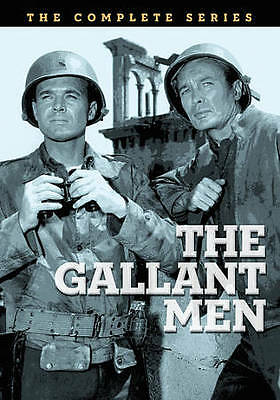 The Gallant Men: The Complete Series (DVD, 2012, 6-Disc Set)