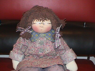 Little Souls 24'' Doll  ''Marjorie'' created & signed by Gretchen Wilson in 1992