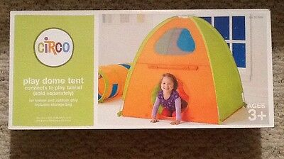 NEW Circo Play Dome Tent ~ Indoor / Outdoor ~ Includes Storage Bag ~