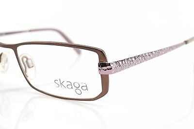 f7cf5accfa 💎 NEW AUTHENTIC SKAGA 2440 9214 red EYEGLASSES FRAME 50-16-130 ...