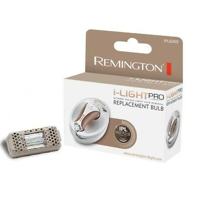Remington i-Light Pro SP-6000SB for IPL6000 hair removal system replacement bulb