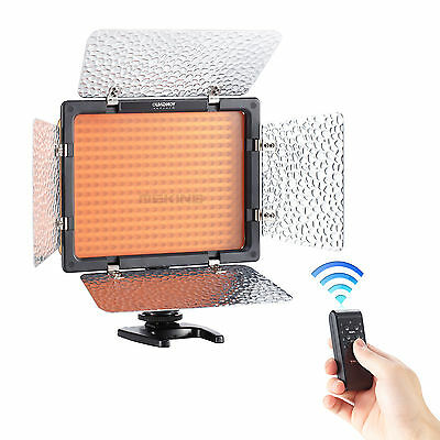 YONGNUO YN-300 III 3200K-5500K LED Studio Video Light Wide Operating Voltage