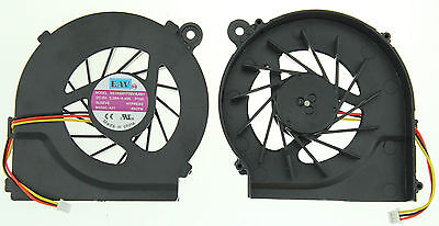 Hp Pavilion G6-1000 Series G4 G7 G42 G56 Cpu Cooling Fan 646578-001 606609 B6