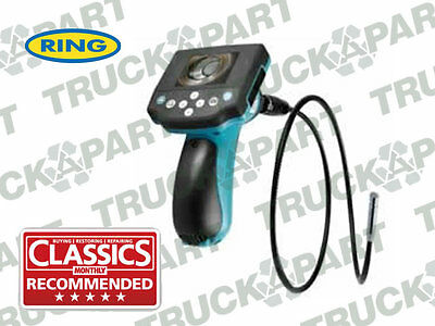 Rechargeable Borescope Inspection Camera RBS300 by Ring Automotive NEW