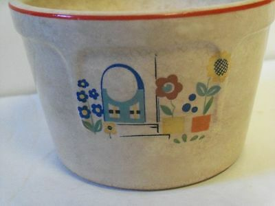 Vintage Universal Cambridge - Oven Proof - Made In USA - Bowl -  Dish -  Planter