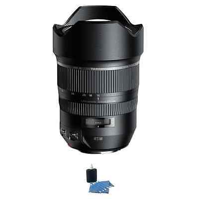 Tamron SP 15-30mm f/2.8 Di VC USD Lens for Canon EF w/Cleaning Kit