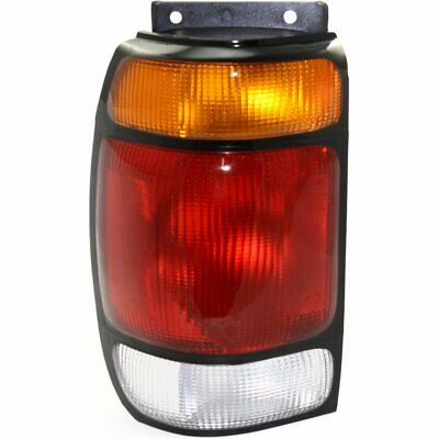Side Lamp Tail Left Lh New Driver Light Hand Explorer F67z13405aa Fo2800113 Ford by7f6g