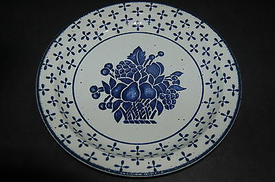 Midwinter Country Blue Wedgwood Dinner Plate
