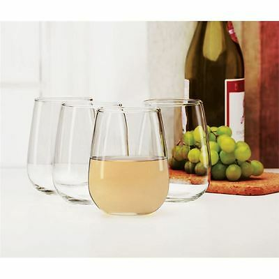 Circleware - Sommelier Stemless 443ml White Wine Glass set of 4