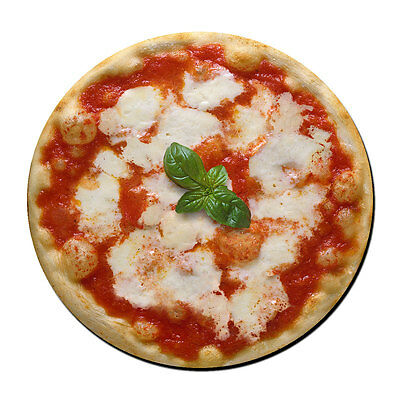 Tappetino mouse con stampa Pizza Margherita