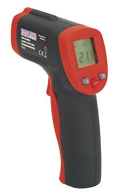 Sealey VS904 Infrared Laser Digital Thermometer 8:1 Brand New