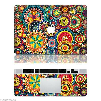 "Color Vinyl Apple Macbook Pro Retina 13"" Sticker Decal Skin Cover For Laptop Mac"