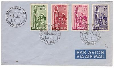 shop1639 Vietnam cover postmarked but unaddressed