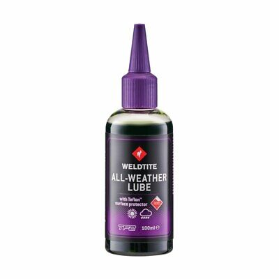 Bike-Cycle-Bicycle Weldtite TF2 Performance All  Weather Lubricant 100ml