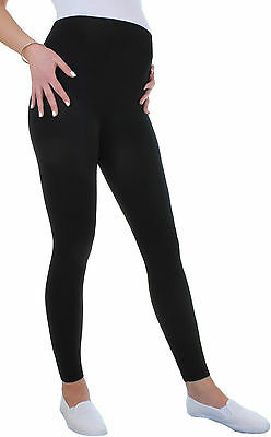 Damen SUPER Stretch Umstandsleggings Leggings Treggings Hose bis Übergröße ★12a