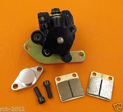 New Rear Brake Caliper Set For Yamaha Blaster 200 Yfs200 2003-2006 With Pads