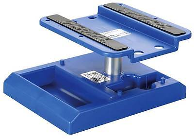 Pit Tech Deluxe Car Stand in Blue for 1/10,1/8 & 1/12 Rc Cars (DTXC2370)