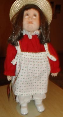 Jenny Doll 15 inches Tall Very Cute