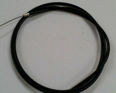 Lambretta Clutch Cable Inner And Outer Black New