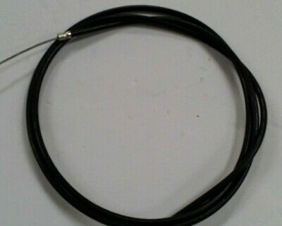 ukscooters LAMBRETTA CLUTCH CABLE INNER AND OUTER BLACK NEW